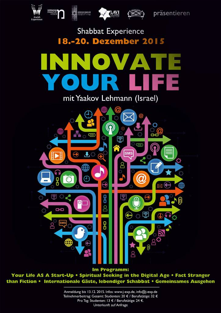 Innovate your life